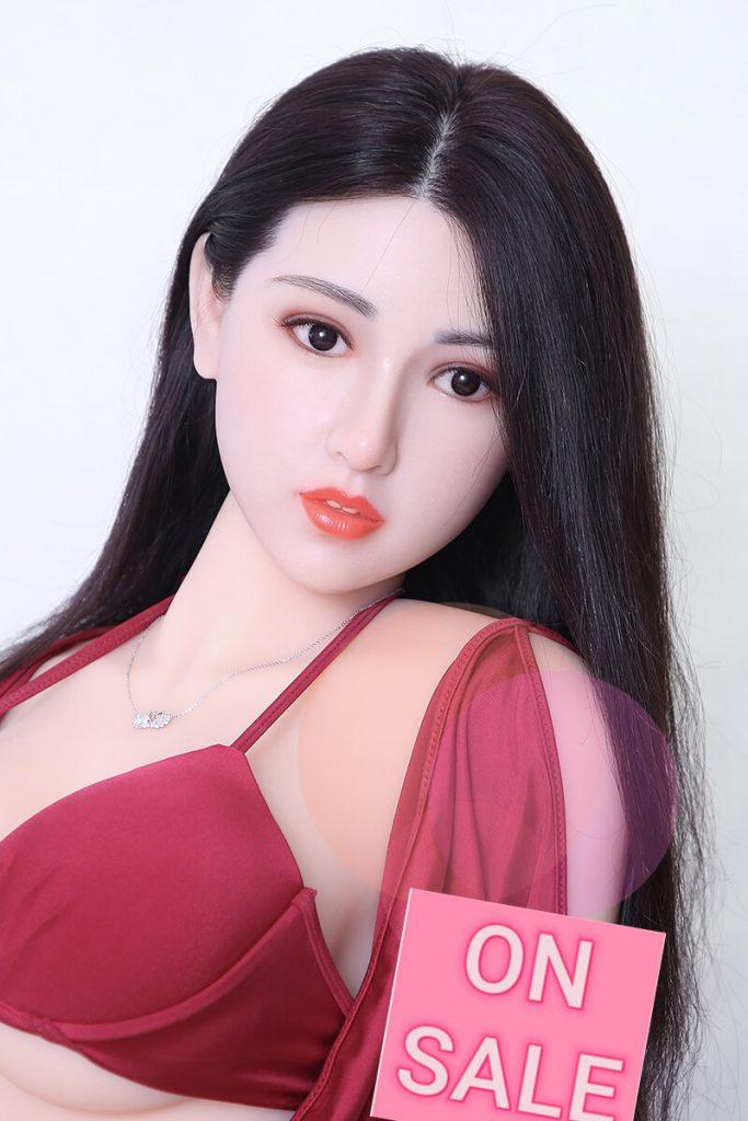 Maya 165cm Realistische Sexpuppe mit üppiger Busen - Puppe Sex